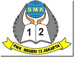 LOGO SMKN 12 NEW